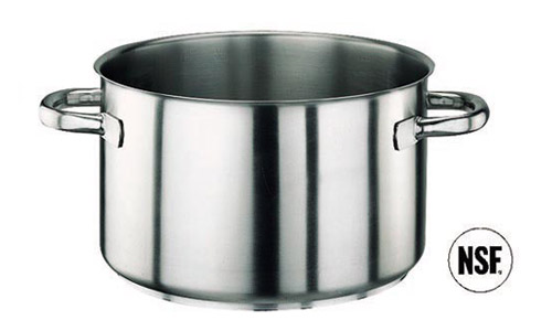 Paderno World Cuisine 11007-22 Sauce Pot  Stainless Steel  No Lid