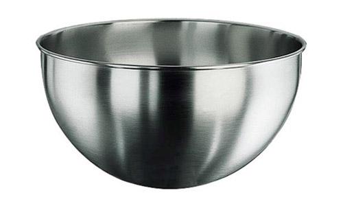 Mixing Bowl  Hemisphere  No Handles