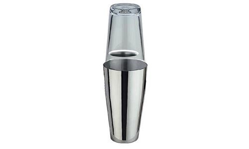 Paderno World Cuisine 41479-00 Boston Shaker with Glass WDC2610