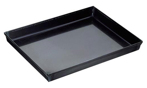 Paderno World Cuisine 41745-65 Blue Steel Baking Sheet WDC2679