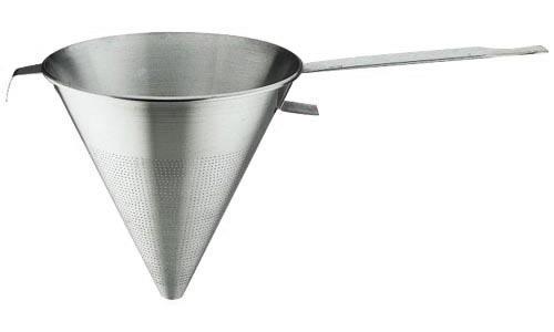 Paderno World Cuisine 41925-24 Strainer  Stainless Steel - Granular Size
