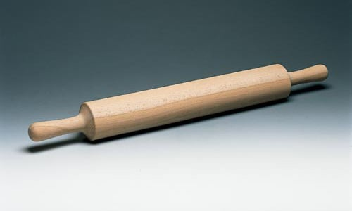 Paderno World Cuisine 47038-60 Wood Rolling Pin  Wood Handles WDC3095