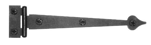 Acorn AIJBQ 6.5 Inch Spear Cabinet Strap Hinge Flush