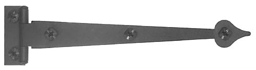 Image of Acorn AIKBQ 6.5 Inch Spear Cabinet Strap Hinge Offset