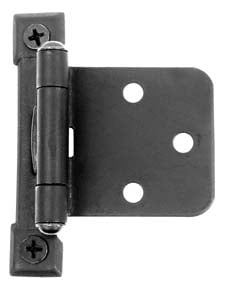 Acorn AJ4BQ Self-Closing Hinge Flush Semi-concealed