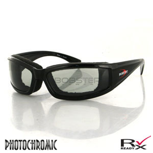 Zan Headgear BINV101 Invader Sunglass  Black Frame  Photochromic Lenses