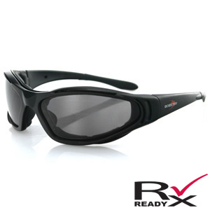 Zan Headgear BRA201 Raptor II Interchangeable  Black Frame  3 Lenses