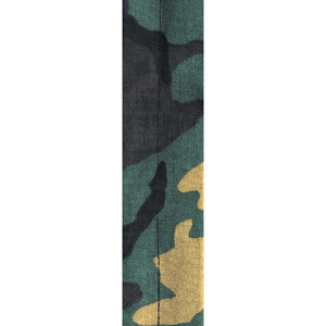 Zan Headgear D118 Cooldanna  100 Percent Cotton  Woodland Camouflage