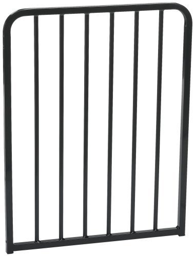 Cardinal Gates BX-2 BLACK 21.75 Inch Side Extension