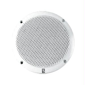 Poly-Planar MA1000R 5 White VHF Extension Speakers