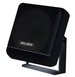 """Poly-Planar MB41B 4.61""""H x 4.57""""W x 2.09"""" D 10-Watt VHF Extension Speaker"""
