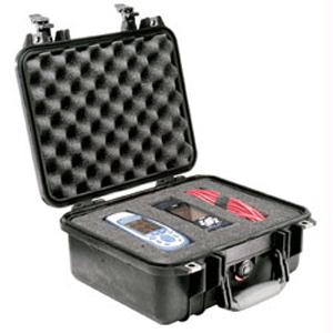 Pelican Products 1400-000-110 Case with Foam - Black