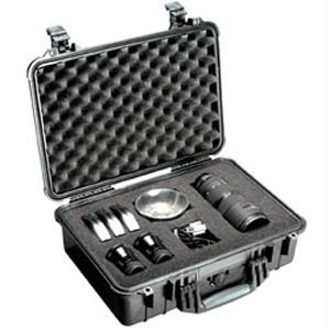 Pelican Products 1500-000-110 Watertight Protector Case - Black
