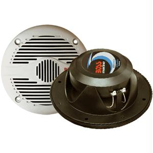 Boss Audio Black 5.25 Round Marine Speakers