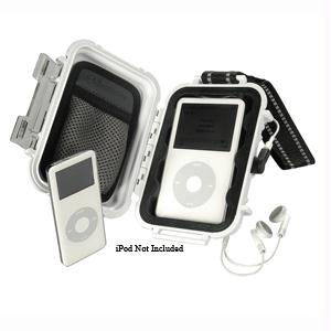 1010-045-230 Pelican ProGear™ i1010 Case for iPod & MP3 Players - White