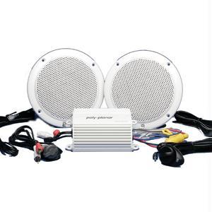 Poly-Planar MP3-KIT-A Mp3 Player Based Sound System Kit
