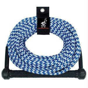 Kwik Tek AHSR-75 Airhead Water Ski Rope - 75ft 1 Section Tractor