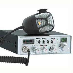 Midland Radio 5001 Channel CB Radio with Digital Tuner