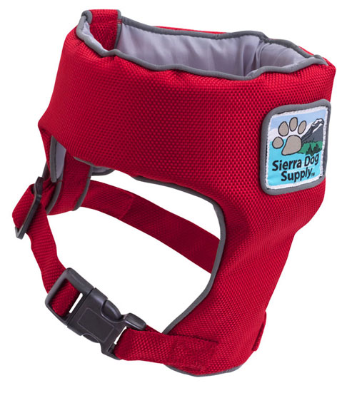 Swim Vest - Doggles DOFDVETC-13 Swim Vest - Teacup Red