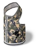 Reflective Vest - Doggles DOHAVMXX-10 Harness Vest - Reflective Mesh Camo - XX Small