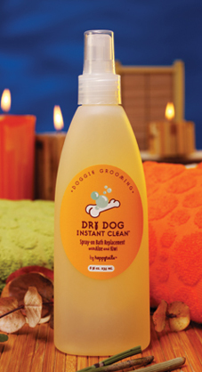 Happytails HT103 Dry Dog InsTant Clean - Spray-on Bath  9 oz
