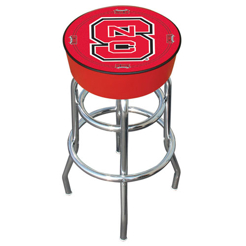 North Carolina State Padded Bar Stool