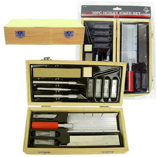 Ultimate Hobby Knife  Miter Saw Cutting Craft Set