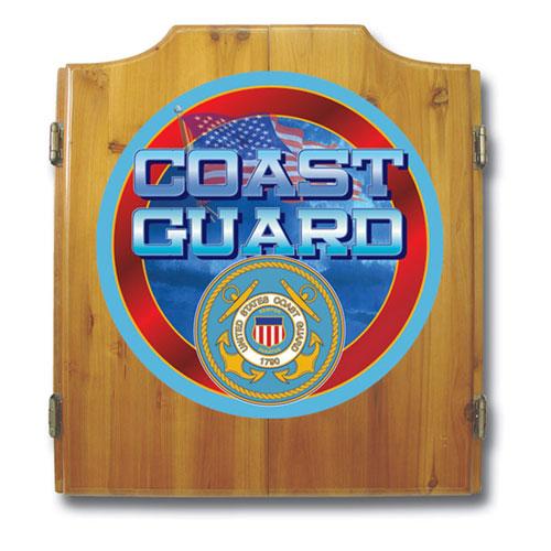 US Coast Gaurd Cabinet includes Darts and Board