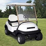 Classic Accessories Fairway Deluxe Portable Golf Car Windshield
