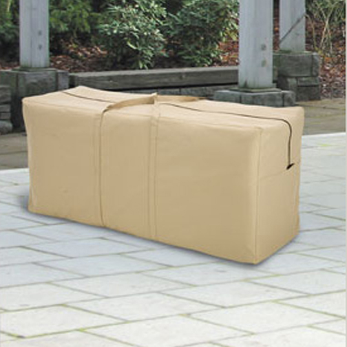Classic Accessories 58982 Patio Cushion Bag Cover-  Sand