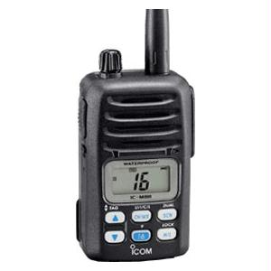 ICOM M88 01 Icom M88 Mini Handheld VHF Radio