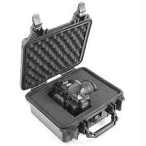Pelican Products 1200-000-110 Case with Foam - Black