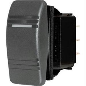 Blue Sea 8284 Water Resistant Contura Switch - Black CW20785