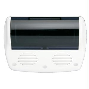 """Poly-Planar WC700 Stereo Enclosure with 3"""" Speaker - White"""