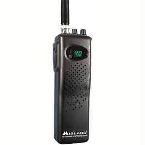 Midland Radio 75-785 4 Watt Hand-Held CB Radio