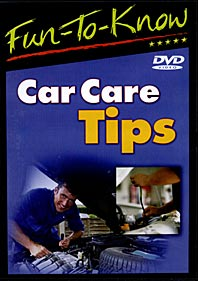 Education 2000 822479034429 Fun-To-Know - Car Care Tips