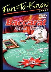 Education 2000 822479012823 Fun-To-Know - Baccarat Made Simple