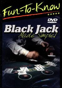Education 2000 822479041021 Fun-To-Know - Blackjack Made Simple