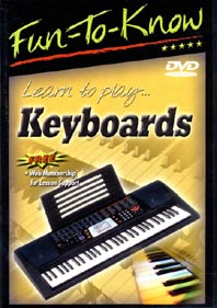 Education 2000 822479034023 Fun-To-Know - Keyboard Lessons for Beginners
