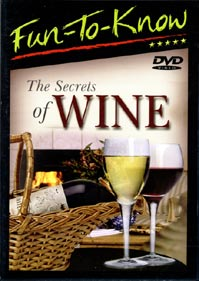 Education 2000 822479032722 Fun-To-Know - The Secrets of Wine