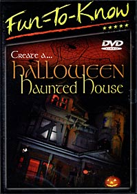 Education 2000 822479040727 Fun-To-Know - Create a Halloween - Haunted House EDTW094