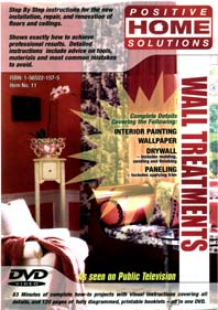 Education 2000 787364521593 Positive Home Solution - Wall Treatments