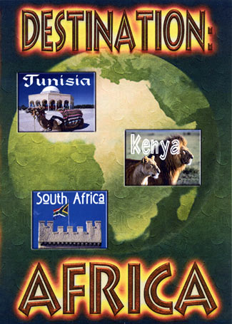 Education 2000 754309013574 AFRICA - Destination Africa  Tunisia  Kenja  South Africa EDTW220