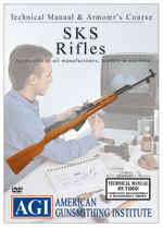 AGI X0067D DVD-AGI: SKS Rifles