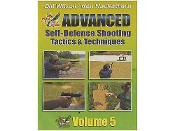 LMP X0140D DVD-Advanced Self-Defense Shooting Tactics & Techniques-vol5