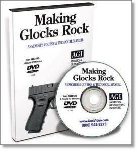 AGI X0343D DVD-AGI: Making Glocks Rock