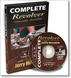 X0420D DVD – Smith and Wesson Complete Revolver