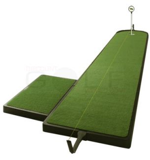 Tour Links TA-5PP-1 Golf Training Aid and Putting Green 9 Foot Indoor Outdoor