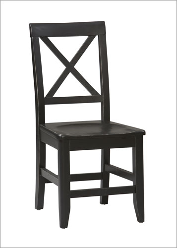 Linon 86100C124-01-KD-U Anna Collection  Dining Chair