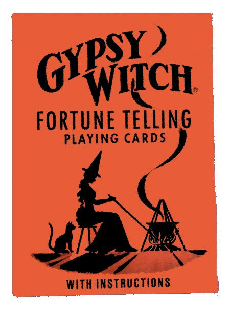 Gypsy Costumes - Costumes For All Occasions LD71 Gypsy Witch Cards